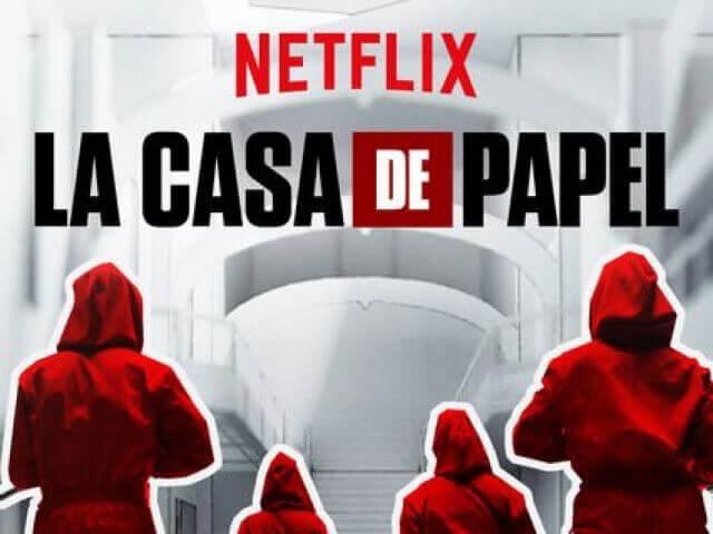 A Netflix anunciou hoje, quarta feira dia 18 04 2018, que a série espanhola LA CASA DE PAPEL ganhará novos episódios 3 terceia temporada