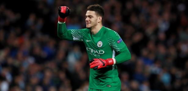 Ederson Manchester City ING tite na convocacao de jogadores selecao brasileira copa russia 2018