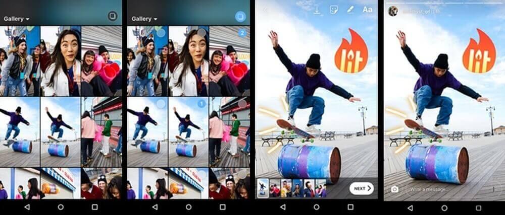 novidade no stories do instagram tem nova enquete como emojis suricato digital