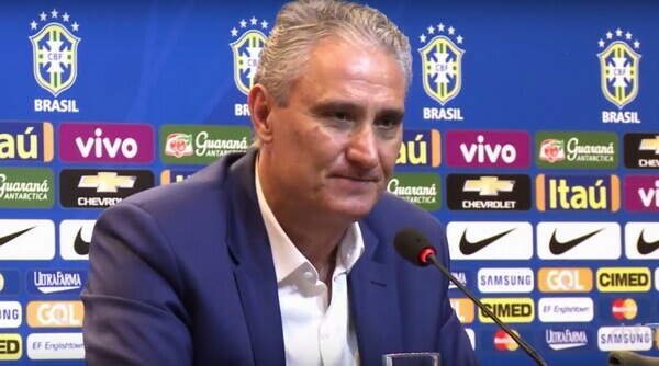 tite na convocacao de jogadores selecao brasileira copa russia 2018