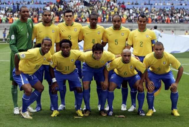 Seleção Brasileira Copa 2006