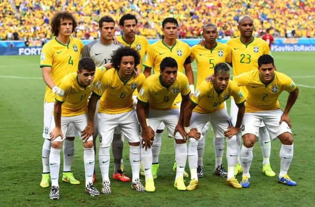 Seleção Brasileira Copa 2014