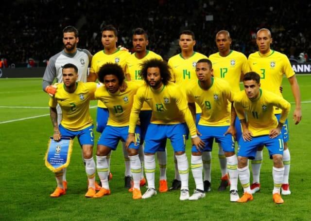 Seleção Brasileira Copa 2018