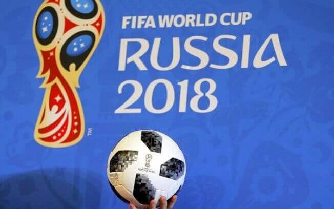 copa do mundo 2018 russia