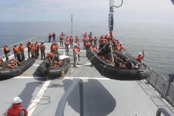 ficar rico usa Engenharia marinha