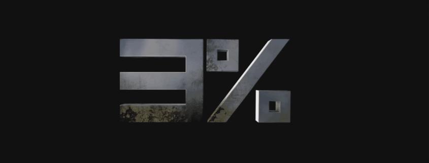 netflix anuncia terceira temporada da serie 3% porcento (1)