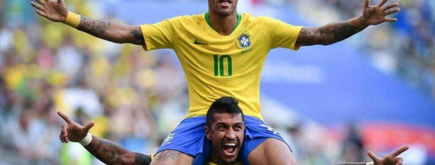 Próximos Jogos do Brasil na Copa do Mundo