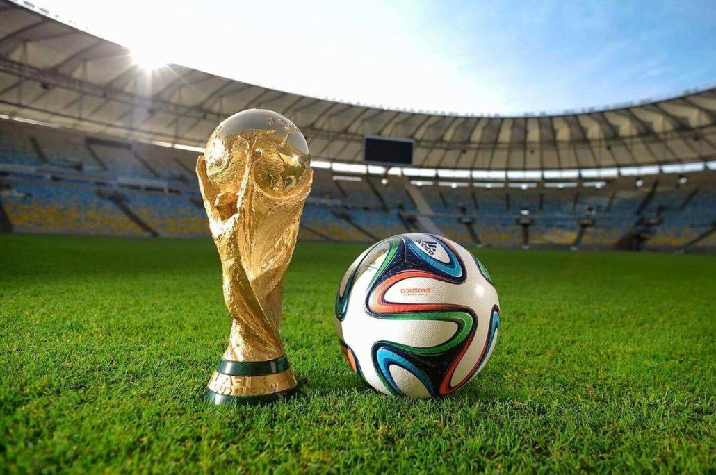 Próximos Jogos do Brasil na Copa do Mundo taça