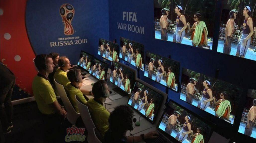 memes copa russia 2018 var