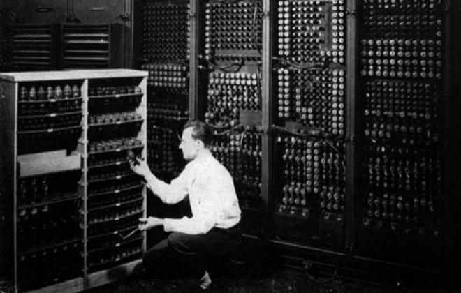 o inicio da informatica no brasil