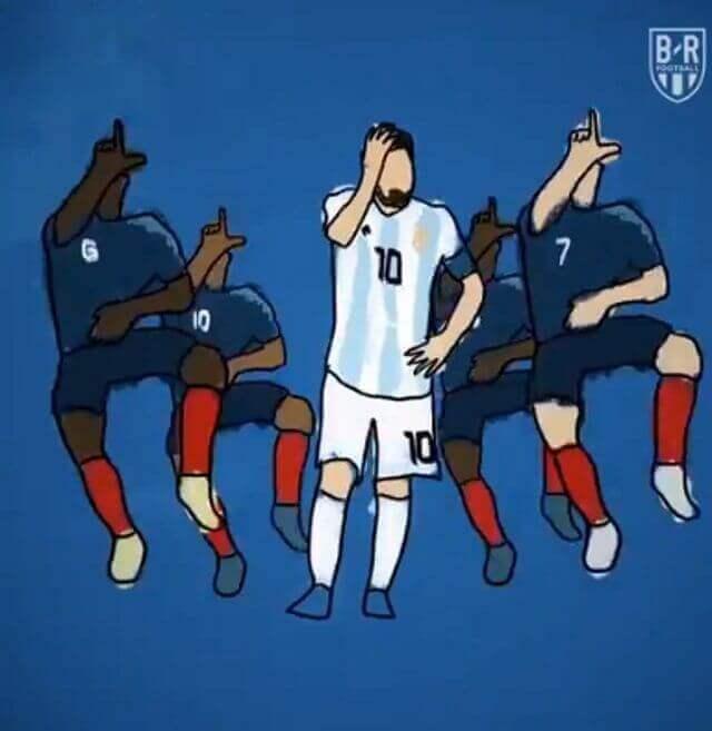 os melhores memes da copa do mundo 2018 hermanos