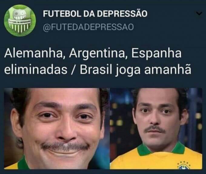 os melhores memes da copa do mundo 2018 pratiado
