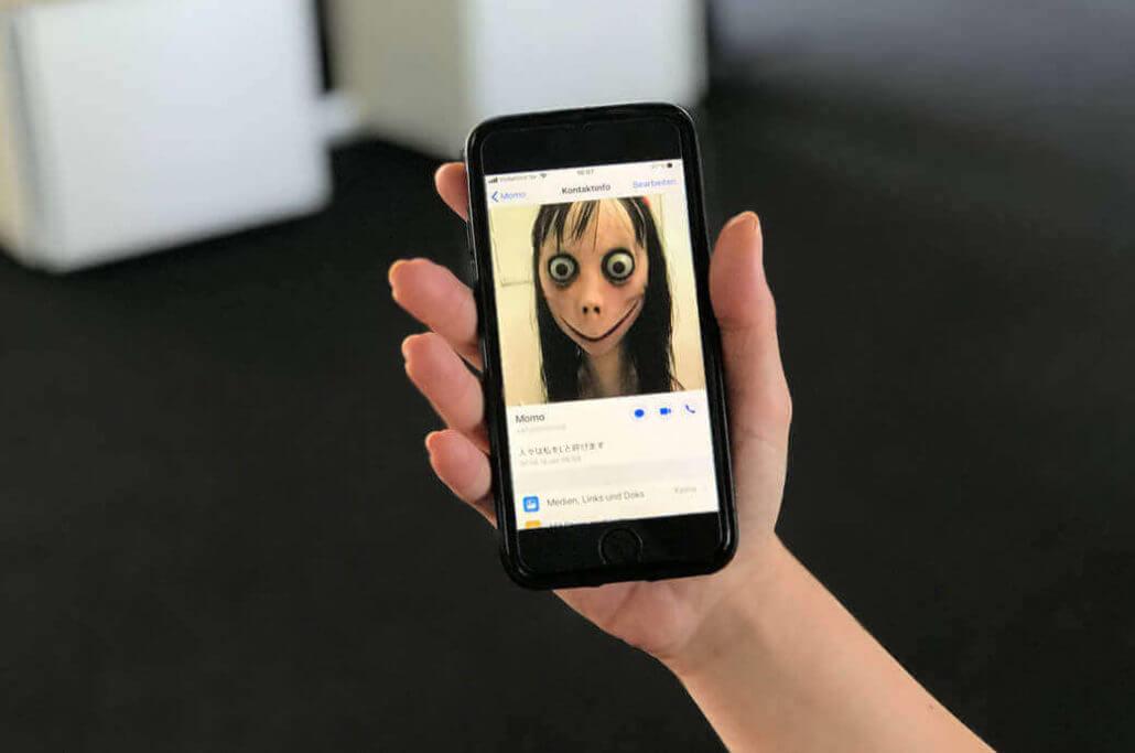 saiba o que e o fenomeno momo no whatsapp