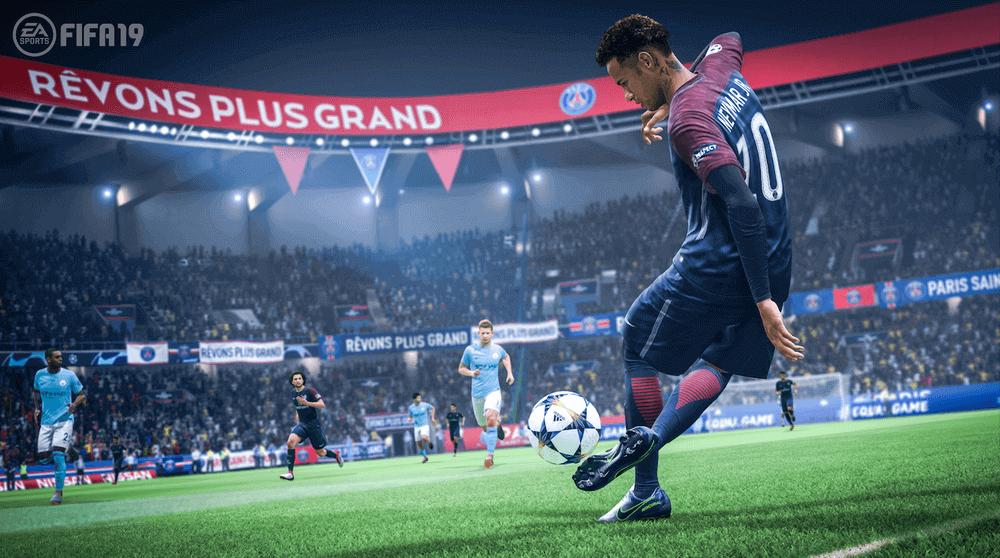 vejam aqui as novidades do fifa 2019