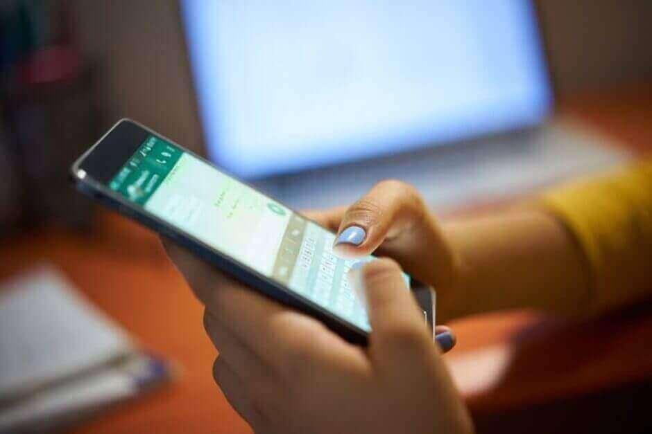 whatsapp estuda limitar o encaminhamento de mensagens