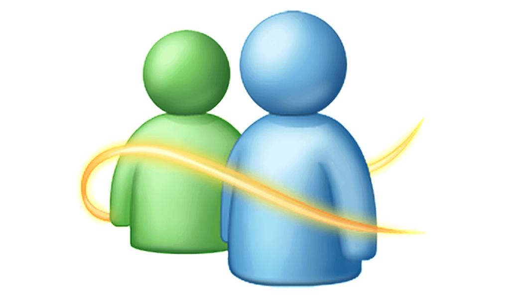 windows live messenger msn confira uma lista de dez hábitos que as pessoas tinham no programa da microsoft