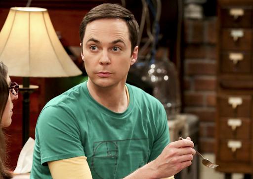 Sheldon Cooper Pedra, papel, tesoura, lagarto, Spock